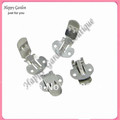 Free shipping 100PCS/lot SHOE CLIPS Nickel and lead free(China (Mainland))