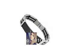 fashion Ivi stainless steel man bracelet bangle fashion cuff SL00021 fashion jewelry
