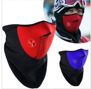 30Pcs/Lot New Neoprene Winter Warm Neck Ski Face Mask Veil Guard Sport Bike Motorcycle Snowboard Free Shipping 599