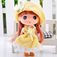 Girl toy doll cloth doll gift box birthday gift wedding gift