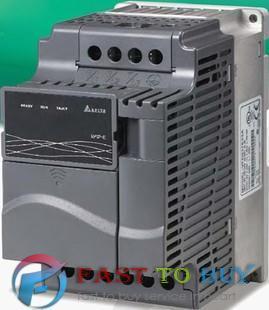 Delta AC Motor Drive Inverter VFD004E43T VFD-E Series 0.5HP 3 phase 380v 400W EMI built in New