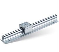SBR16 Length 350 mm sbr linear bearing supported rails Rail