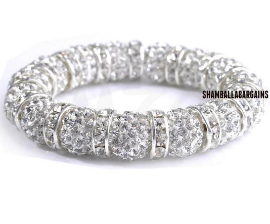 Vintage!Big Promotion! Most Popular Design U3 10mm Crystal Beads Shamballa Bracelet.Wonderful Free Shipping New Style Jewelry .(China (Mainland))