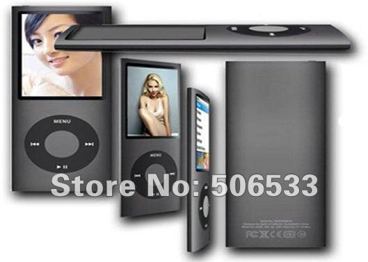 New 1.8 inch LCD 4th Digital MP3 Player music Video FM Radio E-Book for 2GB 4GB 8GB 16GB SD TF memory Card slot(China (Mainland))