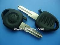 High quality  Chevrolet transponder  chip key shell , key blanks  case cover