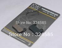 2 pairs Organic Disc brake pads fit SHIMANO XTR SAINT LX DEORE HONE M775 M545 M535