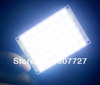 1pcs Super Bright 12V white Light 48 LED Piranha LED Panel Board Lamp lighting
