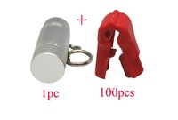 Free shipping Anti-Theft Security Stop Lock /For display hook Stop Lock+Magnetic  detacher