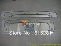 CRV 2010-2011 Front Rear Bumper Protector Body Kits Guard Plate , Aluminum alloy, Wholesale price