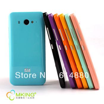 Xiaomi 2 mobile phone cover Mking xiaomi m2 protective case ultra-thin scrub