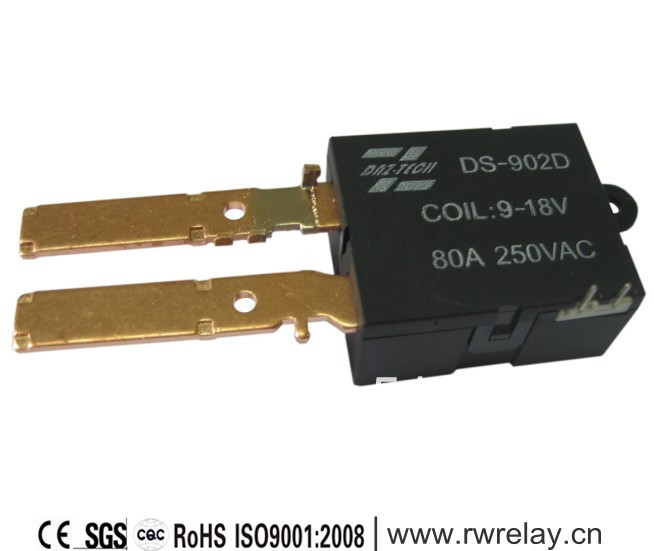DS902D 80A earth leakage protection relay(China (Mainland))