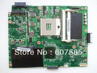 For ASUS K52F motherboard/mainboard/system board-intel cpu &100% tested+Free shipping
