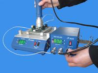 PUHUI BGA IRDA welder T835 & Preheating Oven T8120