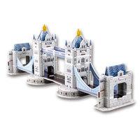 Cubicfun 3D puzzle Tower Bridge educational diy toy mini model  free air mail