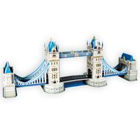 CubicFun 3D puzzle Tower Bridge diy educational  toy model  free air mail