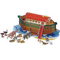 CubicFun 3D puzzle NOAH'S ARK educational model toy free air mail
