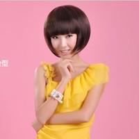 Hot sale Female short hair bobo short hair female wig ss004 high temperature wire