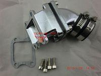 aluminium power  intake manifold dio