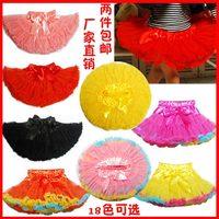 Children's short  dress  girl's performance fashion show dress