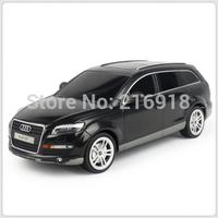 free shipping Rastar  1:24 Q7 remote control car model rc electric car for kids toys / children radio controller car gift
