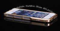 50PC/Lots DHL Free Stongest Protection Orignal ICool C5 Aluminium Bumper For iphone 5 5G, TOP Quality Fashion Design
