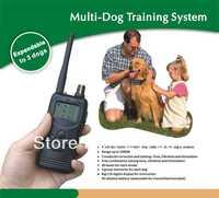 Hot Selling 1000M Range Remote Dog Training Collar Multi Dog Training System For 3 Dogs