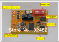 Free Shipping R02 receiver panel range from 76~101.5MHz adjustable
