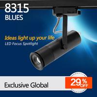 8315 Blue,Interior Decorating light with LED focus spotlight for living room lighting