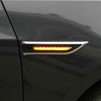 High quality ultra bright Chevrolet Cruze car 12V LED Side Turn light  / Auto LED lamp Free shipping!