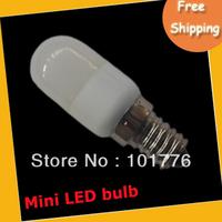EMS free shipping high quality 220V E12/E14 5PCS DIP LED Mini LED bulb ,50pcs/lot