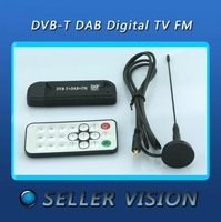 High Quality RTL-SDR FM+DAB Radio Tuner Receiver Stick