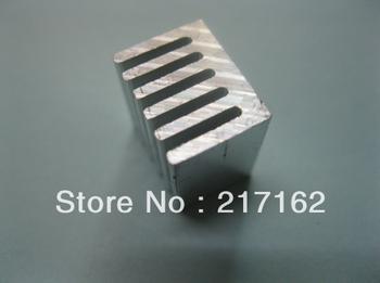 150 pcs Aluminium Cooler HeatSink for RAM VGA DDR DDR2 RAM Memory 13x10x14mm White Color  HOT Sale