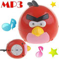 Lovely Bird Mini MP3 Players Kids MP3 Player 5 Colors UP to 8GB TF Micro Card Slot mp4 Free shipping