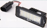 High quality No Error Code car LED License plate Lamp JY-VWP(GP)
