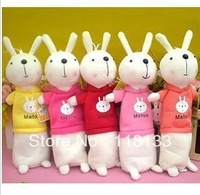 Wholesale Rabbit pencil case korea stationery box child learning supplies prize