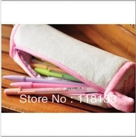 FREESHIPPING Wholesale  hello kitty plush pencil case super cute and soft feeling