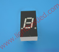 0.3 inch single digital with 2pints White color led numeric display Common Anode LBT3101BW