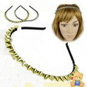 MARKFOOK Min Order $15 Free Shipping New Arrival Korean Gold Spike Headband Accessories For Women Fashion Hairwear Jewery MH09(China (Mainland))