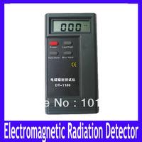 Free shipping DT-1130 EMF Meter for Electromagnetic Radiation Detector (50Hz~2000MHz) ,2pcs/lot