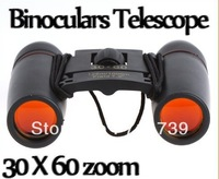 high-end LLL night vision 30 x 60 Zoom Optical military Binocular Telescope (126m-1000m )100%NEW - Free shipping