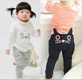2013 Spring children suit children's Clothing Sets cotton T-shirt+pants baby boy/kid two piece sets children sets