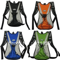 Wholesale Free shipping 3pcs/lot New Nylon Bicycle Bike Mountain Bag Packsack Backpack Road cycling Knapsack Water Bag HB018(China (Mainland))