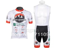 Free shipping! 2012 Rocky Mountain team short sleeve cycling jersey + bib shorts/bike clothes/Ciclismo jersey/bicycle wear