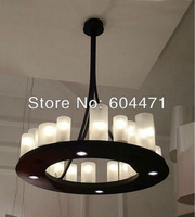 free shipping modern pendant lamp Restaurant Candle Light dia75cm also for Wholesale