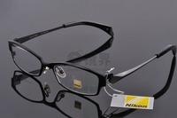 2012 Men myopia glasses ultra-light eyes box full frame glasses frame titanium frames