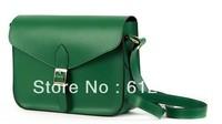 Fashion New Style Cheap PU Leather Cute Woman Lady Girls Shoulder Bag