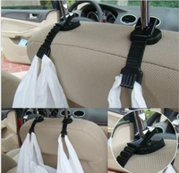 FreeShipping Hot selling  wholesale auto hook car hanger for bag multifunctional high quality-factory price