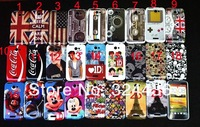 1PCS/LOTS Wholesale one direction 1D more picture case cover for HTC ONE X  free shipping 1X