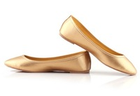 2013 Fashion Shining High quality Lady flats for Women shoes & Golden,Sliver,Black