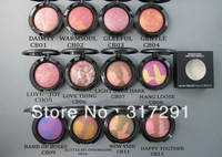 free shipping  hot new  Makeup mineralize blush 3.5g (12 pcs )